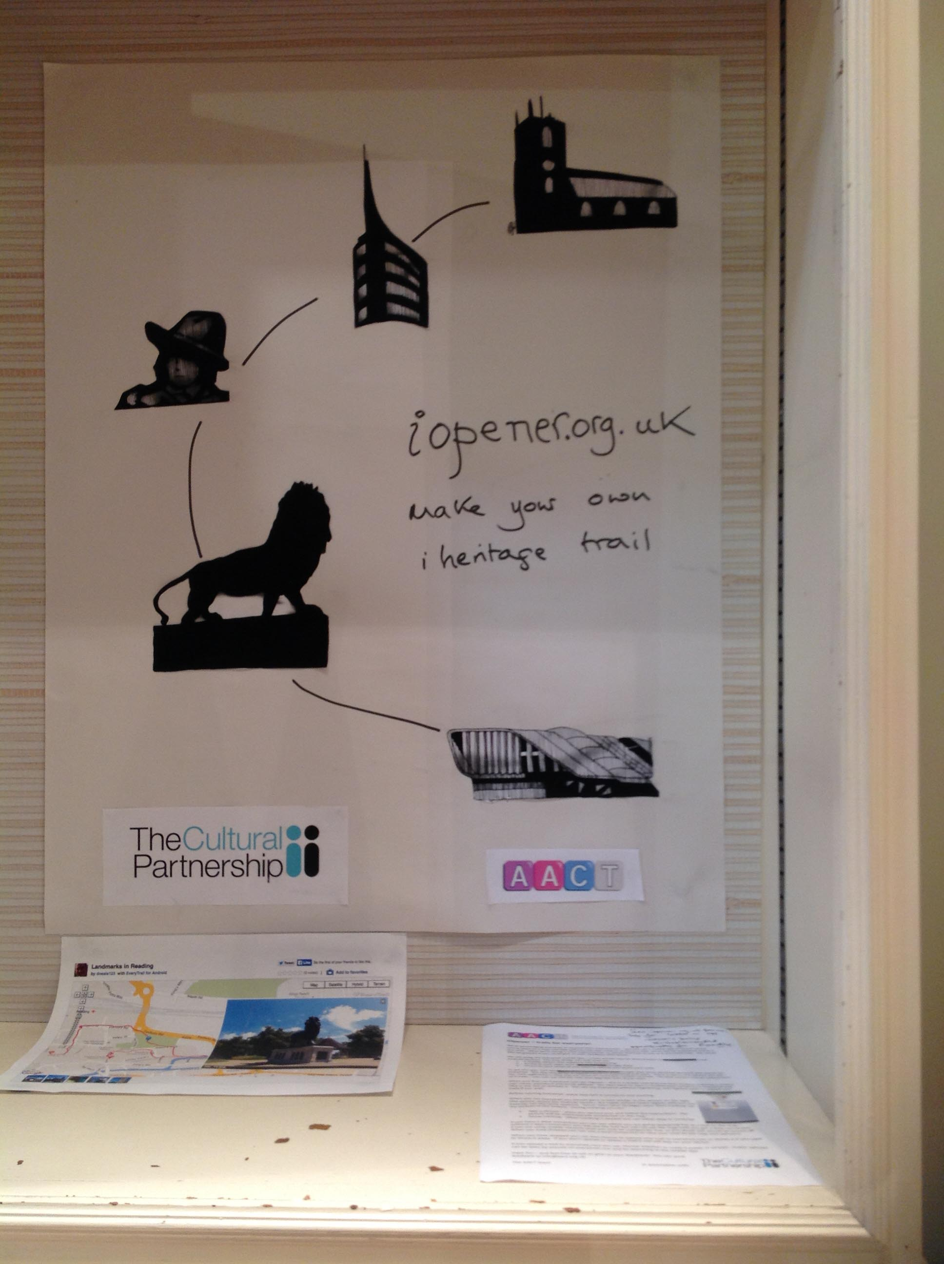 iopener poster at openforart
